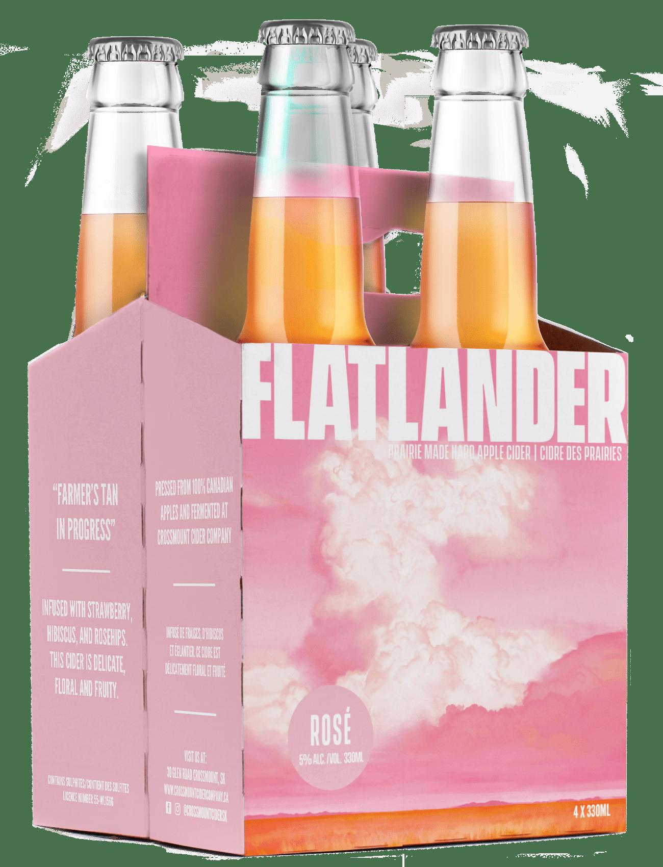 Flatlander Rosé